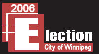 City of Winnipg 2006 Election Logo graphic english