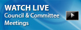 Watch Live Council and Committee Meetings icon