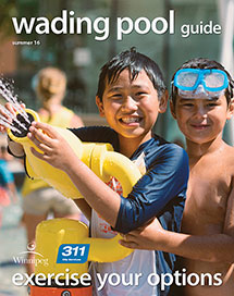 City of Winnipeg 2016 Wading Pool Guide