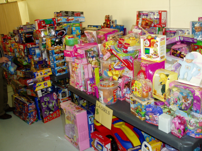 Christmas Special: Donation of Used Toys