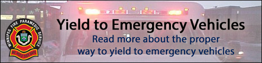 Yield to Emergency Vehicles