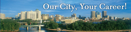 Our City, Your Career!