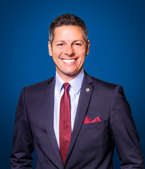 Photo of Mayor Brian Bowman
