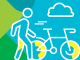 Walk Bike Projects icon