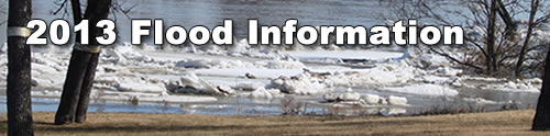2013 Flood Information