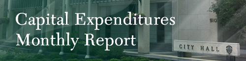 Capital Expenditures Monthly Reports
