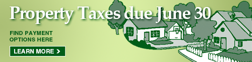 Property Taxes due June 30