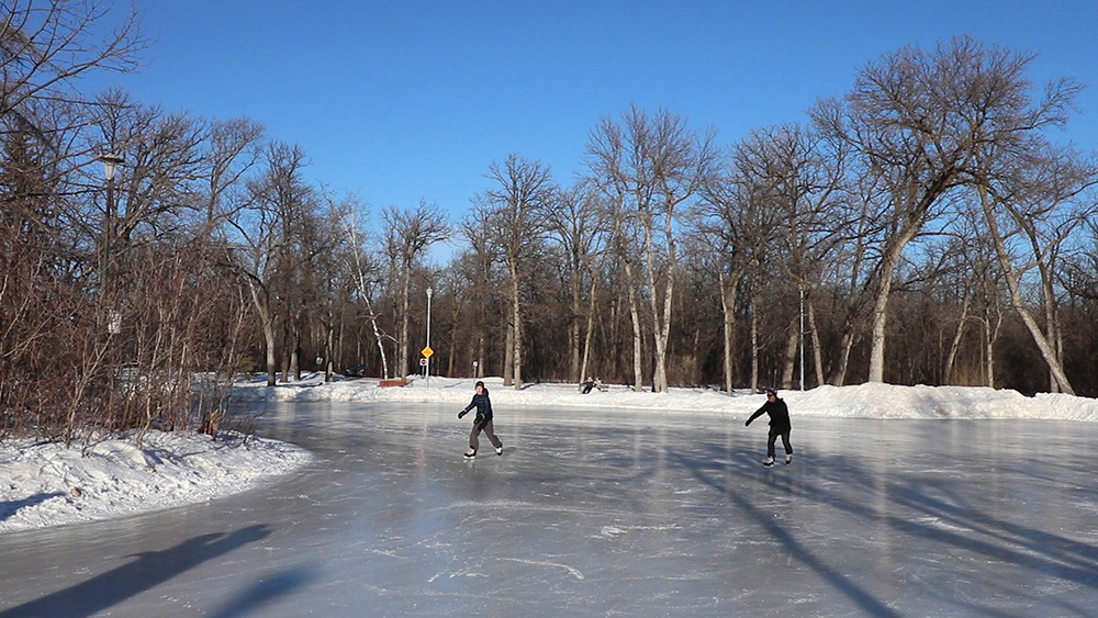 Free winter activities around Winnipeg