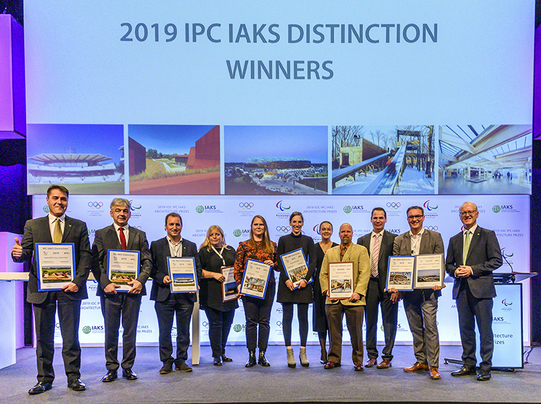 The awards were presented in Germany on November 5, 2019.
