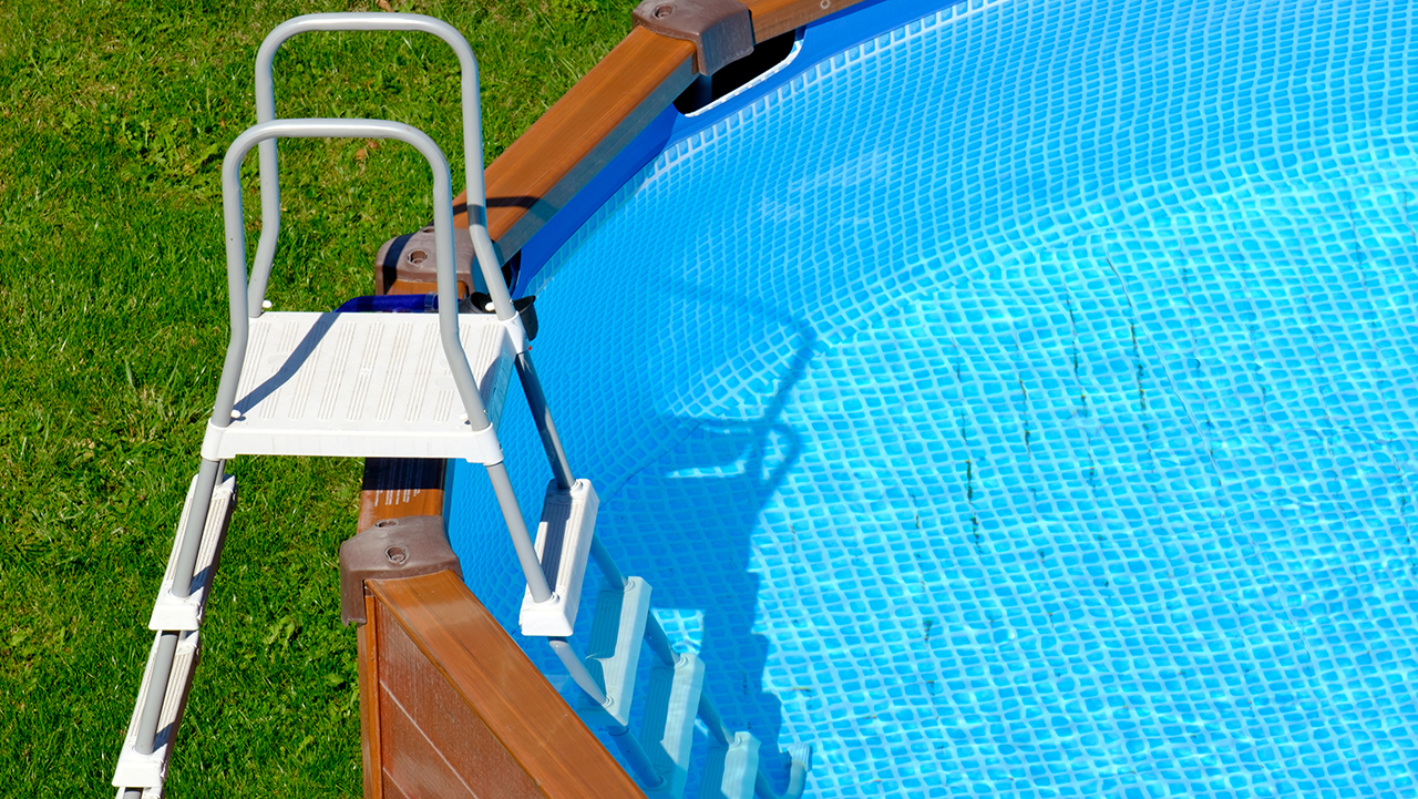 Have a pool? Make sure to drain it properly this fall