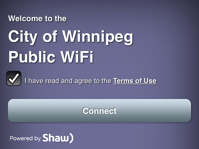 The City of Winnipeg is expanding the number of facilities offering unlimited free Wi-Fi.