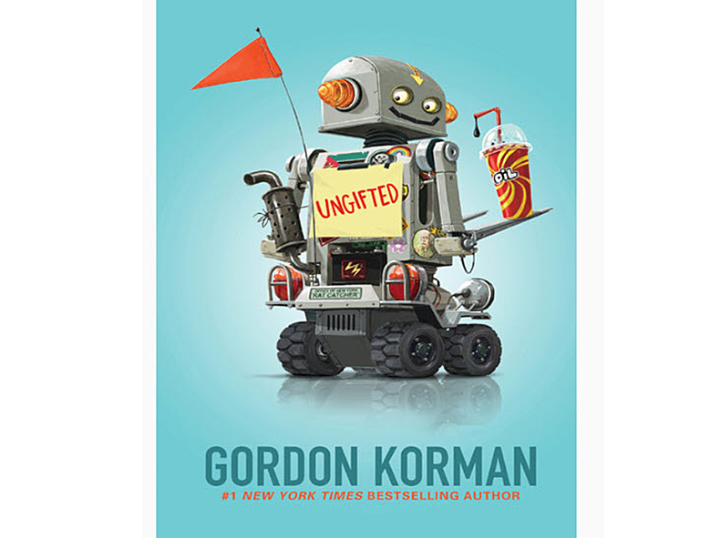 """Ungifted"" by Gordon Korman"
