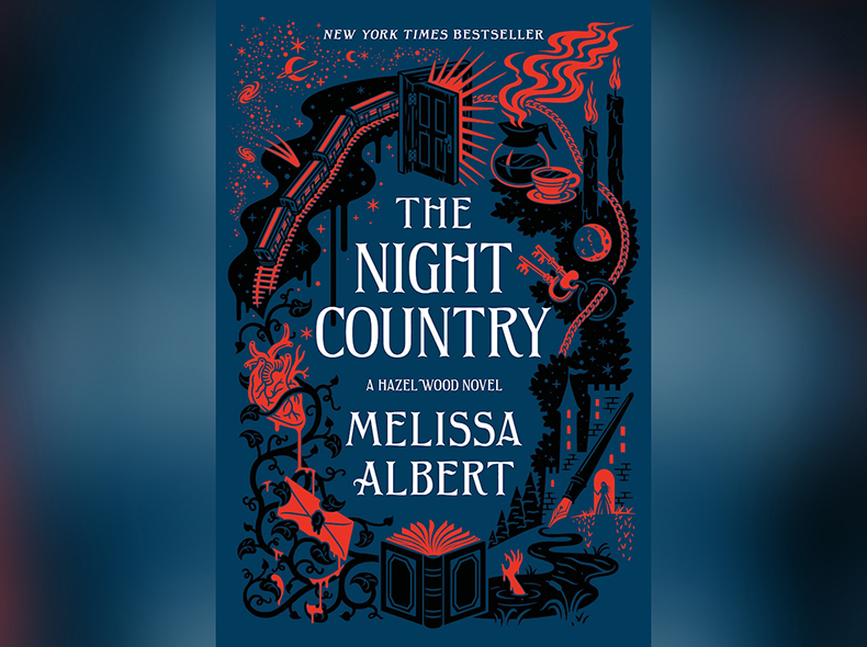 "Cover of ""The Night Country"" by Melissa Albert"
