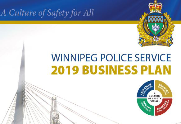 2019 Winnipeg Police Service Business Plan