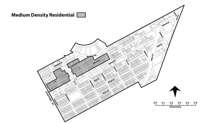 Medium Density Residential