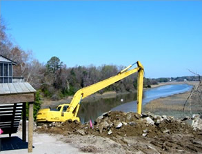 riverbank stabilization