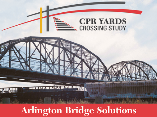 CPR Yards Crossing Study