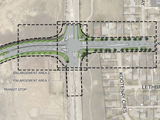 Plessis Road and Kildare Avenue Intersection Upgrade and the Twinning of Transcona Boulevard