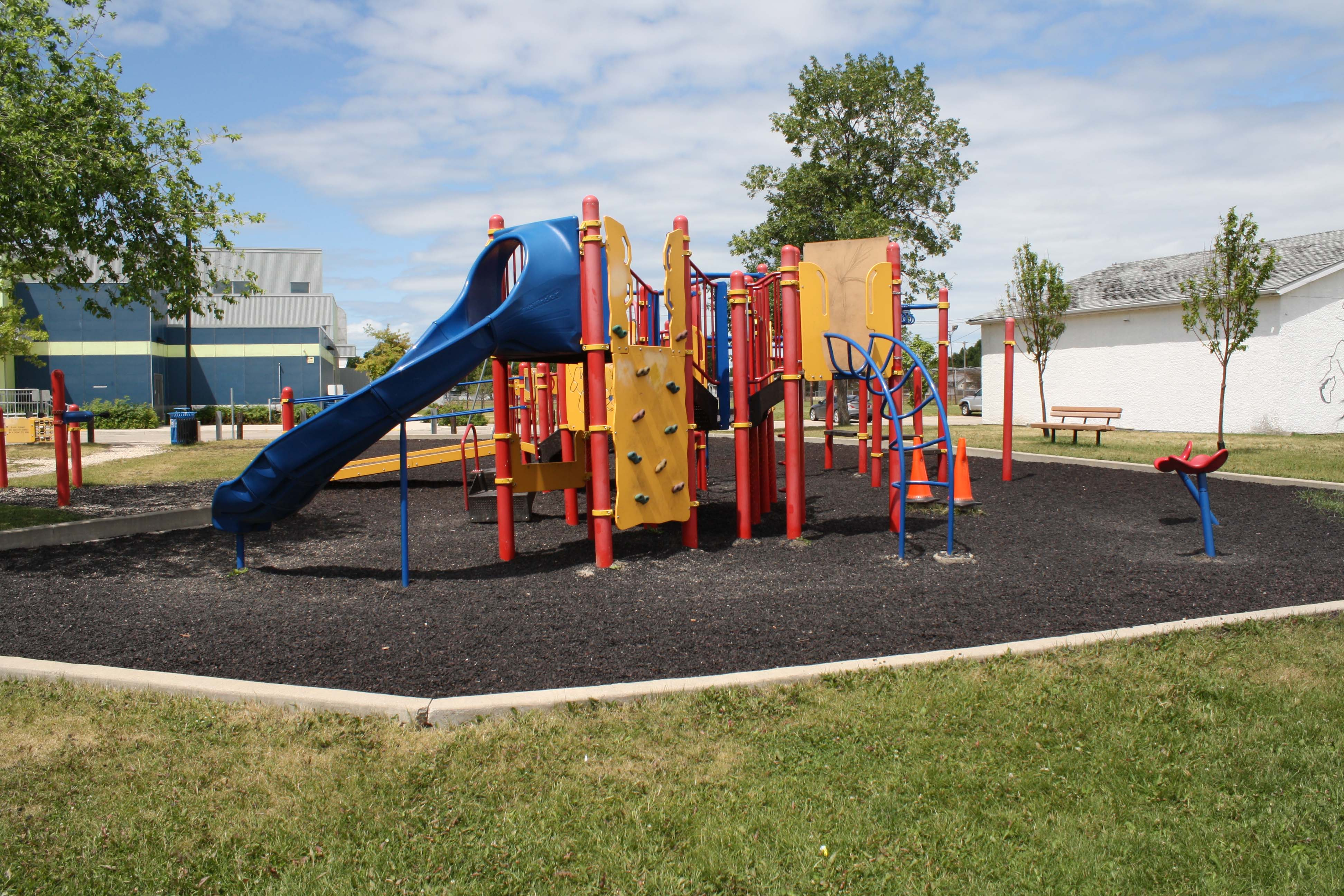 New Projects Parks And Open Space Public Works City Of Winnipeg