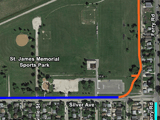 Yellow Ribbon Greenway Extension to St. Matthews Avenue