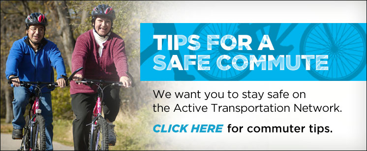 Tips for a safe commute