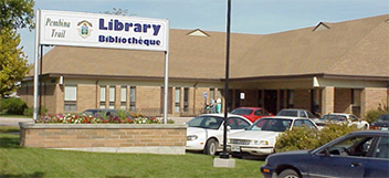 Pembina Trails Library