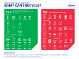 Download our recycling poster