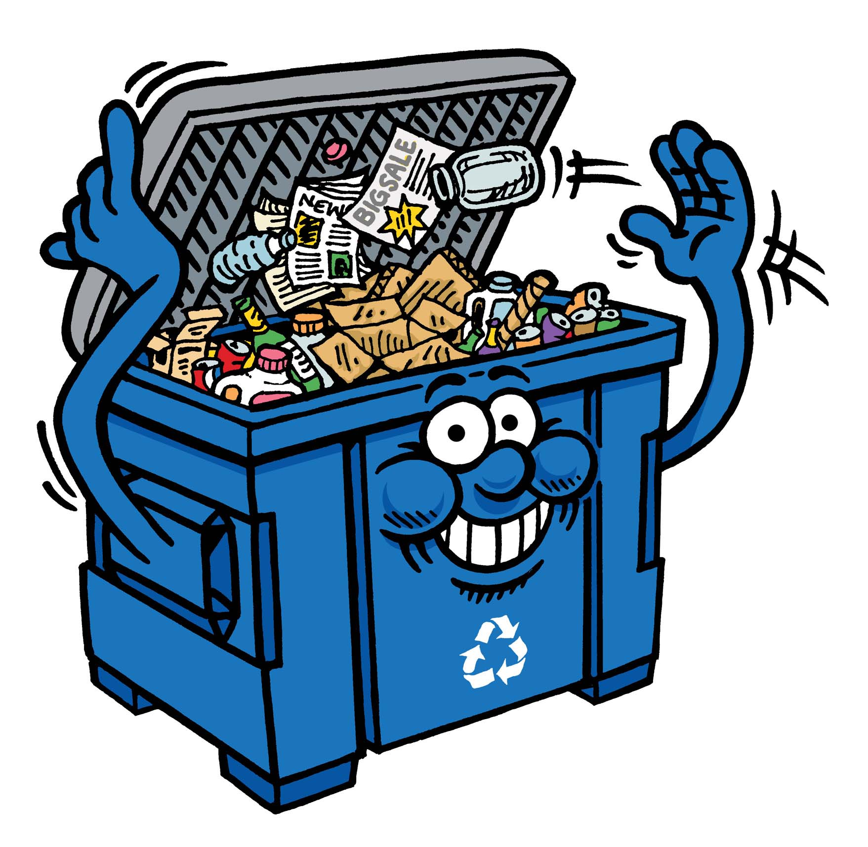 Collection Service For Multi Family Homes Recycling And