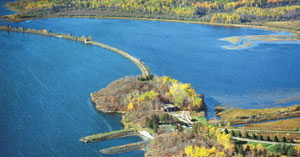 Image of Shoal Lake inlet