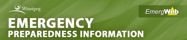 City of Winnipeg EmergWeb - Emergency Preparedness Information